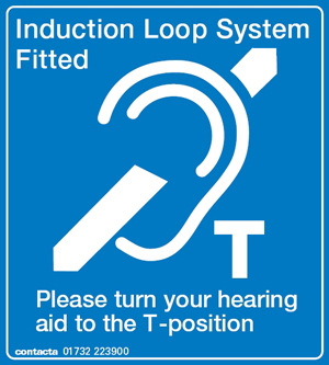 Hearing Loop Available to clients